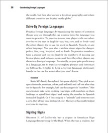 Chapter 9: Foreign Languages